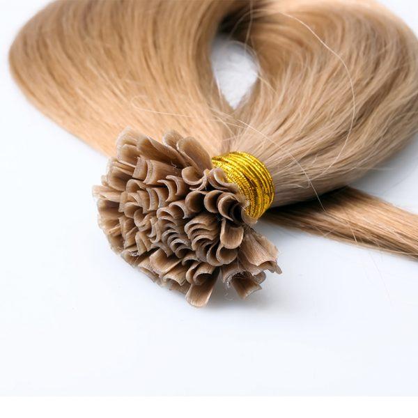 7A Fusion Hair Extensions Brazilian Keratin U Tip 1g strand Nail Tip Fusion Human Hair Extension.jpg 640x640
