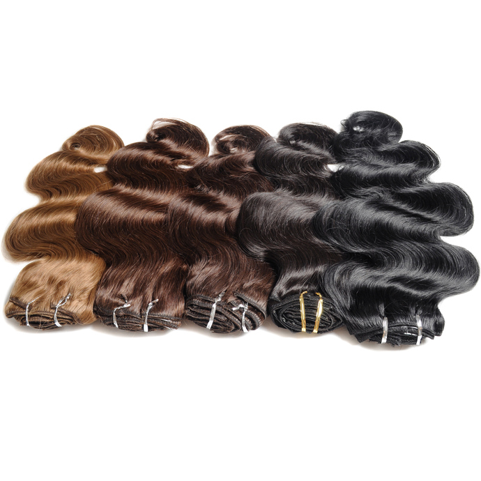 Weft/Weave Russian Mongolian Double Drawn 150g