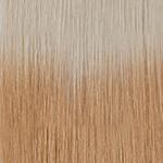 60t16 Light platinum blonde to light brown toffee