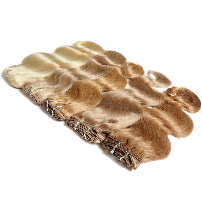 Weftweave Brazilian Remy Double Drawn 100g Luxurlocks
