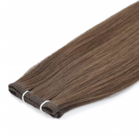 Patented Half Flat Weft Hair Extensions | Ombre Dip Dye And Root Stretch