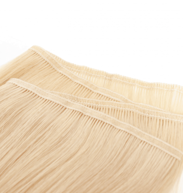 Patented Super Weft Hair Extensions | Base Mixed And Root Stretch